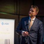 Jan Drazan, MD, at the IMPLANTOLOGY CONFERENCE 2018